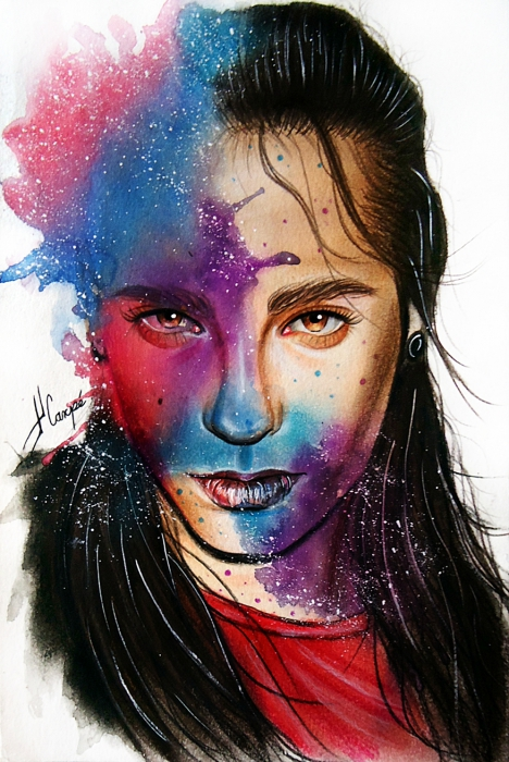 Tom Kaulitz by Twincestoxa